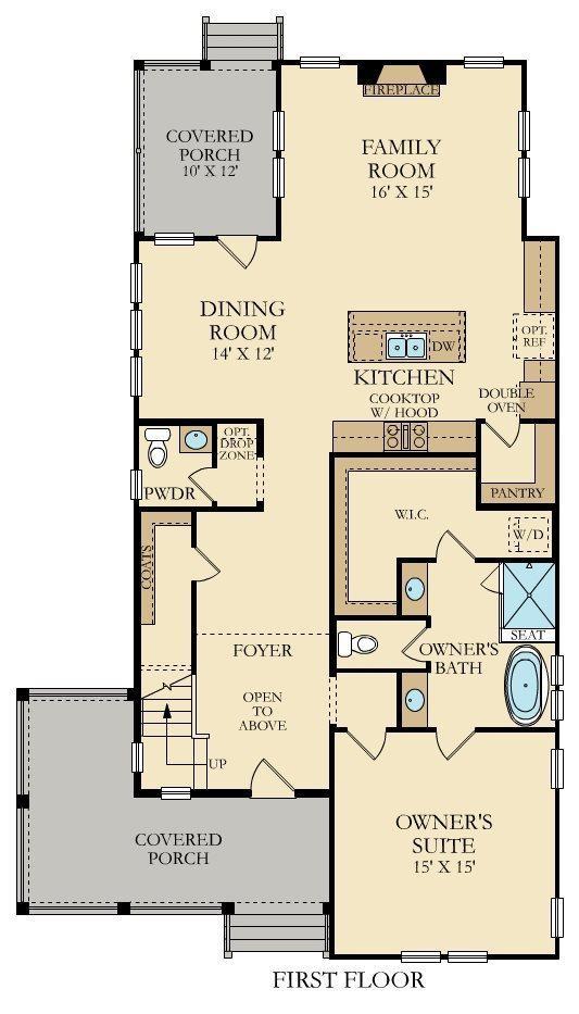 Carolina Park Homes For Sale - 3782 Sawyers Island, Mount Pleasant, SC - 9