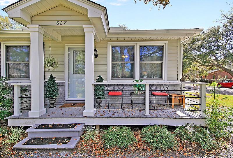 Old Mt Pleasant Homes For Sale - 827 Mccants, Mount Pleasant, SC - 17