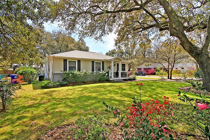 Old Mt Pleasant Homes For Sale - 827 Mccants, Mount Pleasant, SC - 23