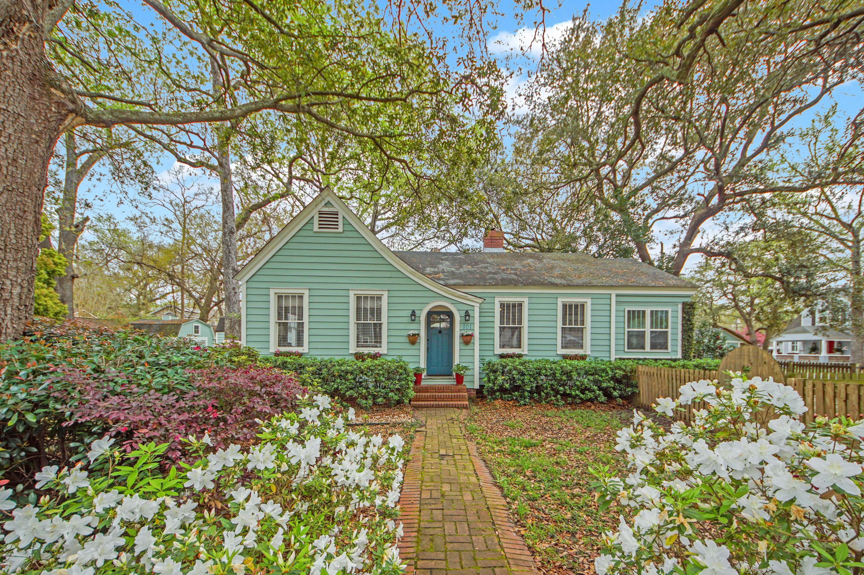 101 Live Oak Avenue Charleston, SC 29407