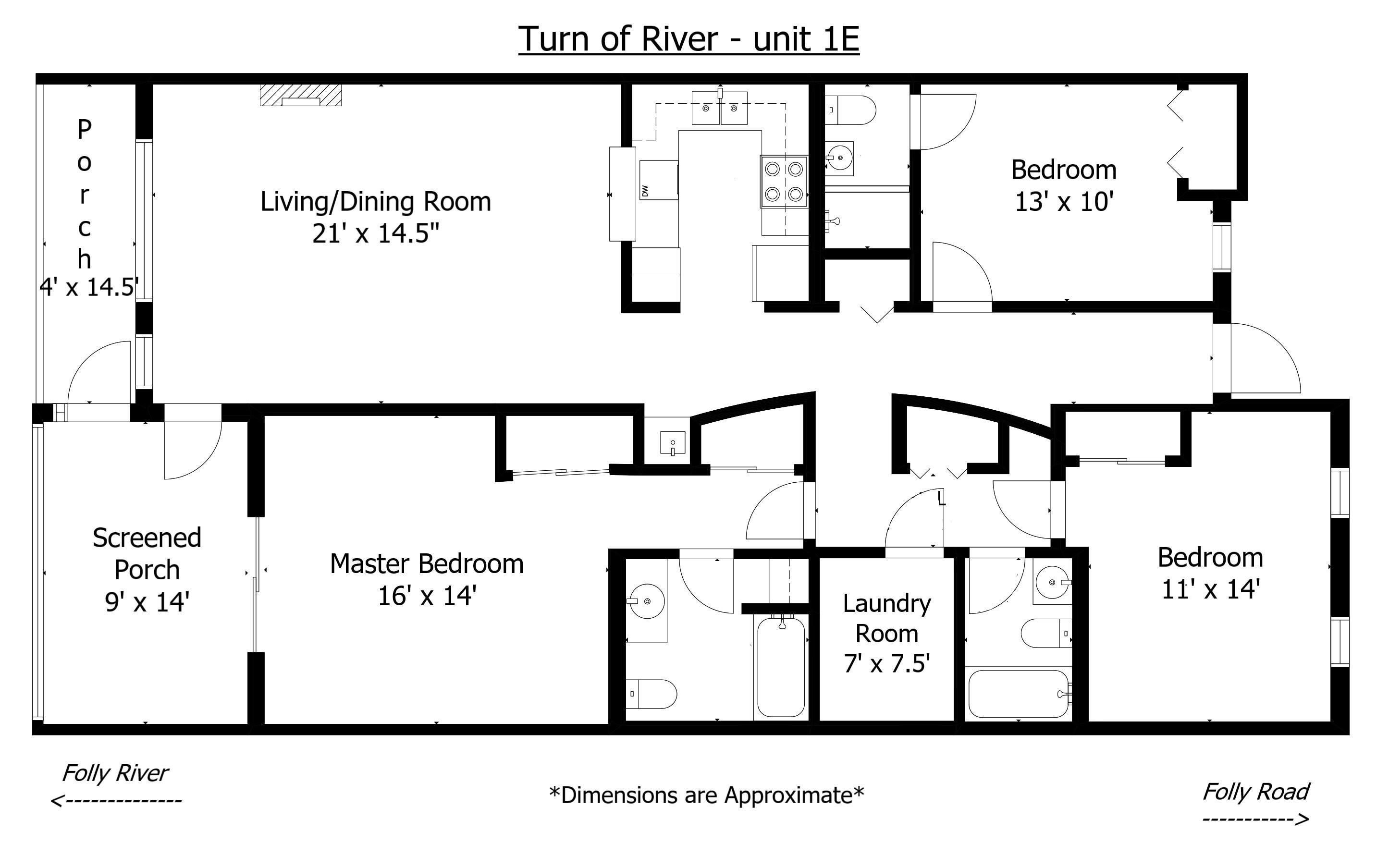 Turn of River Homes For Sale - 2395 Folly, Folly Beach, SC - 15