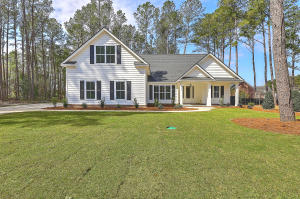 Custom home in quaint neighborhood just a few miles from downtown Summerville. Hardiplank home on elevated crawl space has rear porch. Plenty of room in the back yard for a pool. Finished room over the garage has full bath. Vaulted ceiling in Great room area; tray ceiling in Master bedroom. Nice size laundry room.
