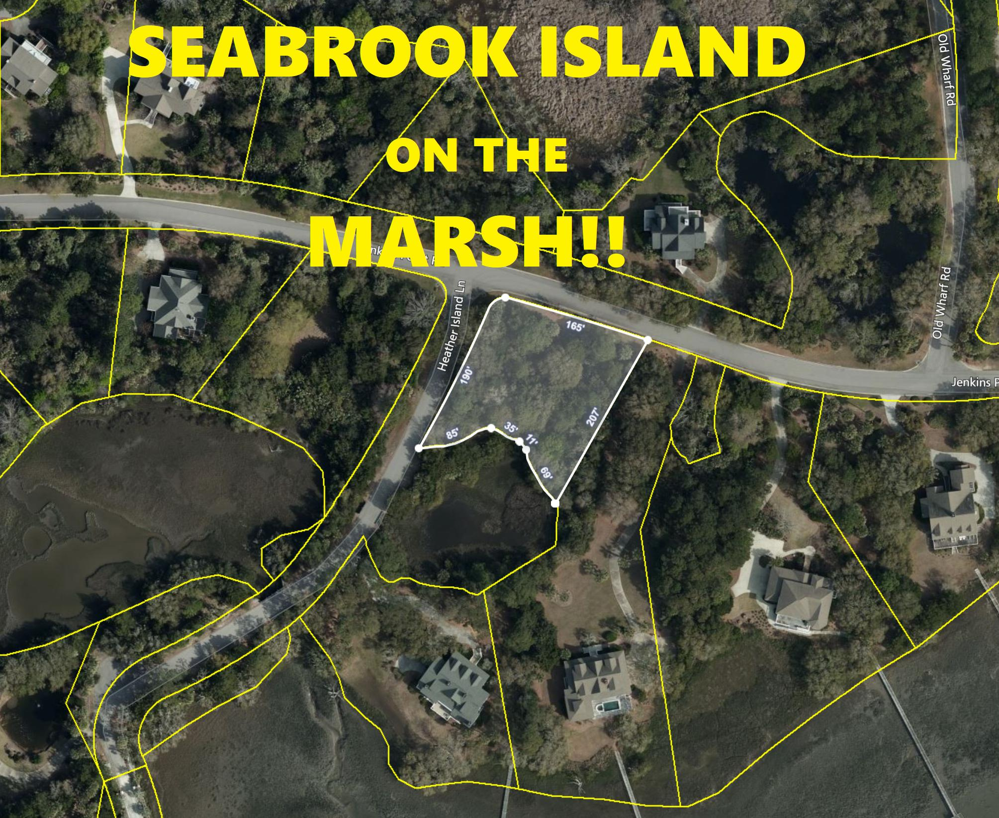 2617 Jenkins Point Road Seabrook Island, SC 29455