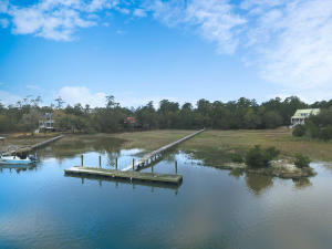 610&Lot A Five Fathom Lane, McClellanville, SC 29458