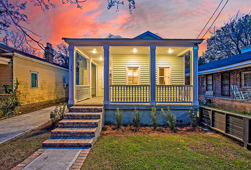 10 Poinsett Street Charleston, SC 29403