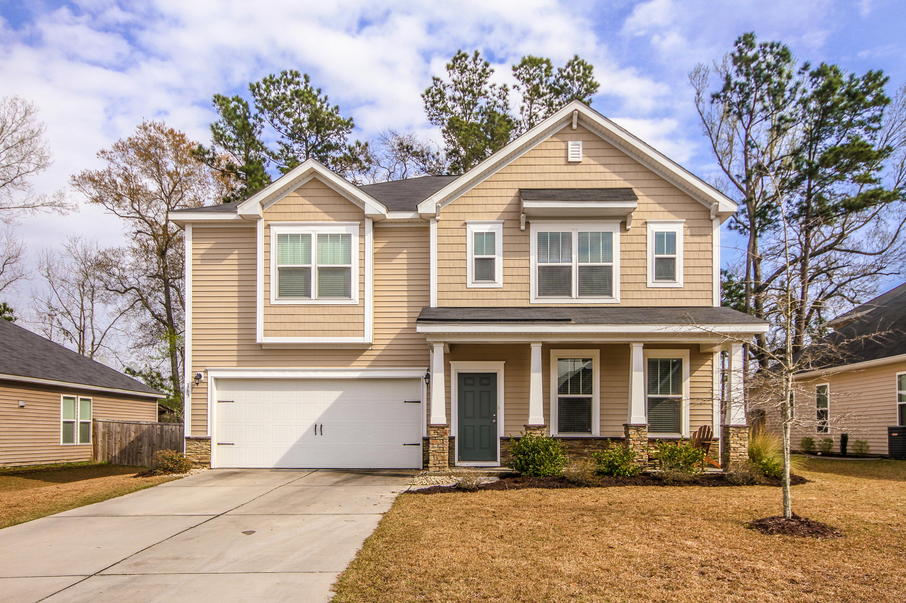 163 Meadow Wood Road Summerville, Sc 29486