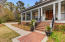 Large .83 acre lot brings privacy and peacefulness