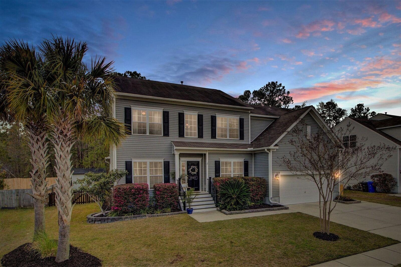 2121 Summerwood Drive Mount Pleasant, Sc 29466