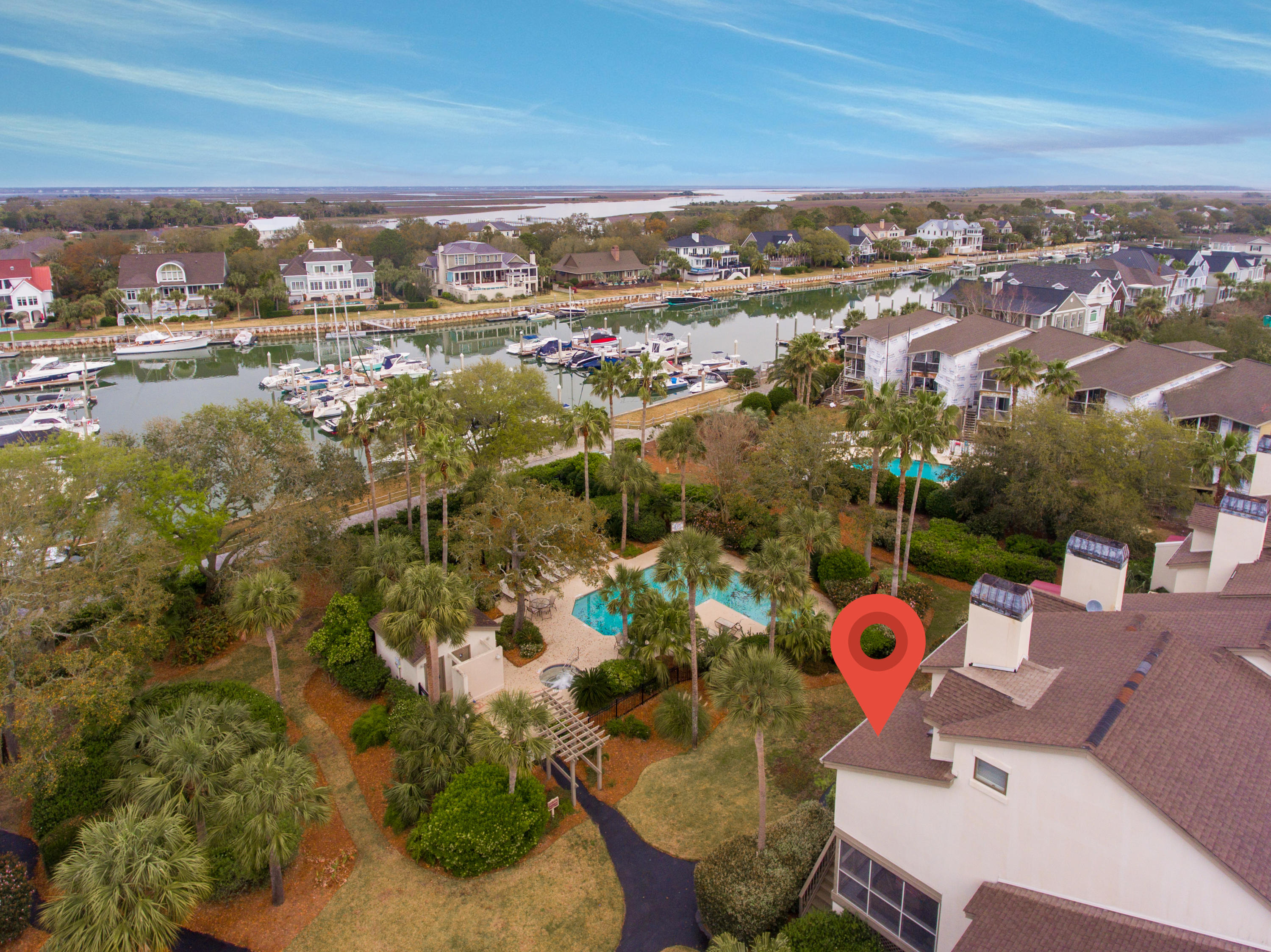 401 Yacht Harbor Court Isle Of Palms, Sc 29451