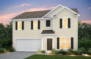 Rendering for marketing purposes only. Pictures are of model home and may vary.
