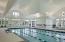 Indoor saltwater pool