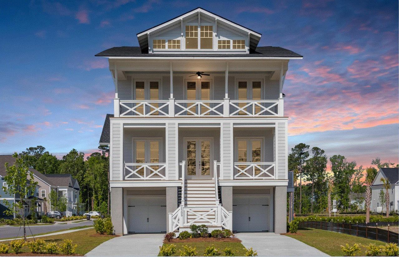 2322 Brackish Drive Mount Pleasant, SC 29466