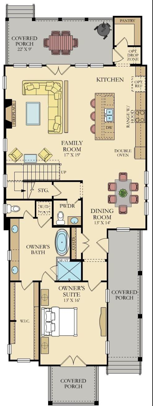 Carolina Park Homes For Sale - 3778 Sawyers Island, Mount Pleasant, SC - 1