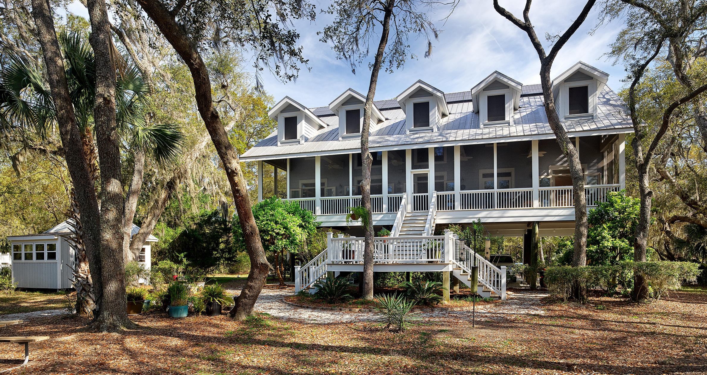 7805 Russell Creek Road Edisto Island, SC 29438