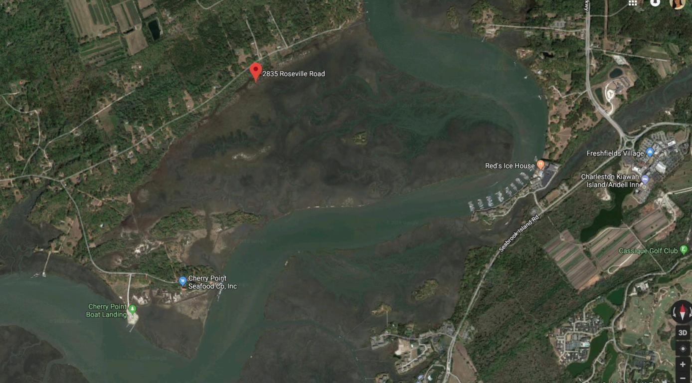 2835 Roseville Road Wadmalaw Island, SC 29487
