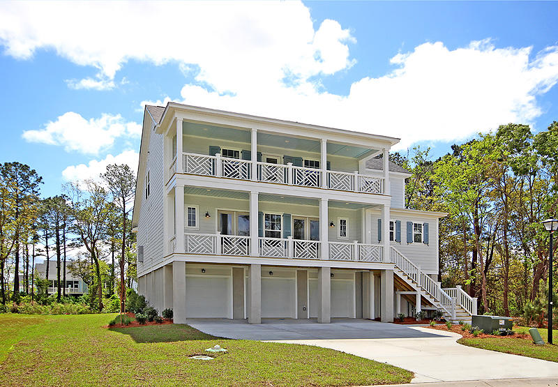 Stratton by the Sound Homes For Sale - 1456 Sheepshead, Mount Pleasant, SC - 57