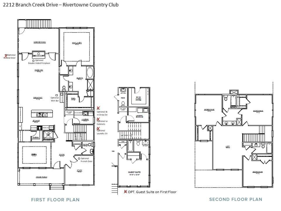 Rivertowne Homes For Sale - 2212 Branch Creek, Mount Pleasant, SC - 27