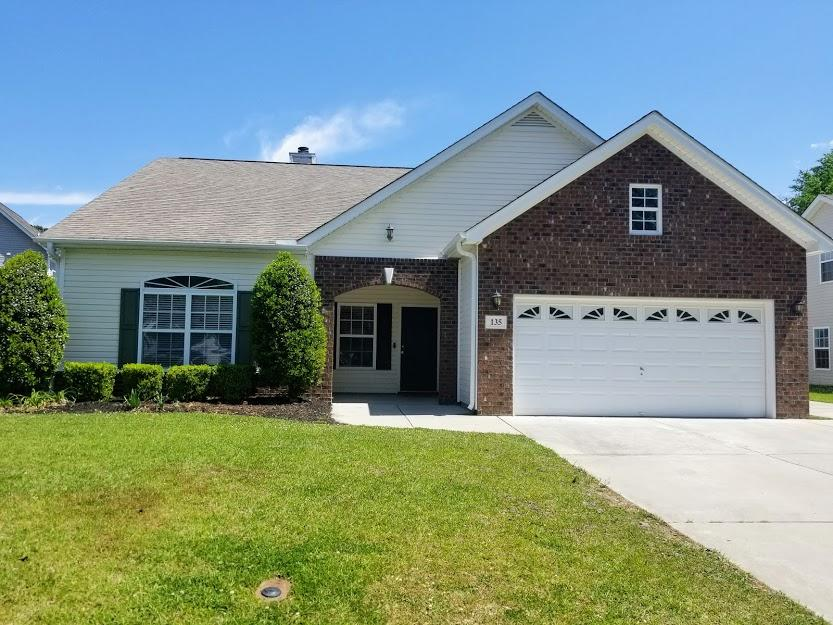 135 Longbourne Way Summerville, SC 29486