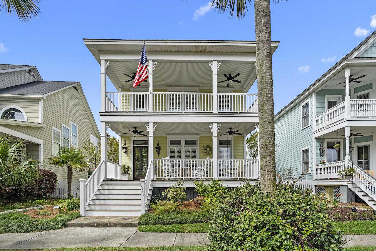 1136 Barfield Street Charleston, SC 29492
