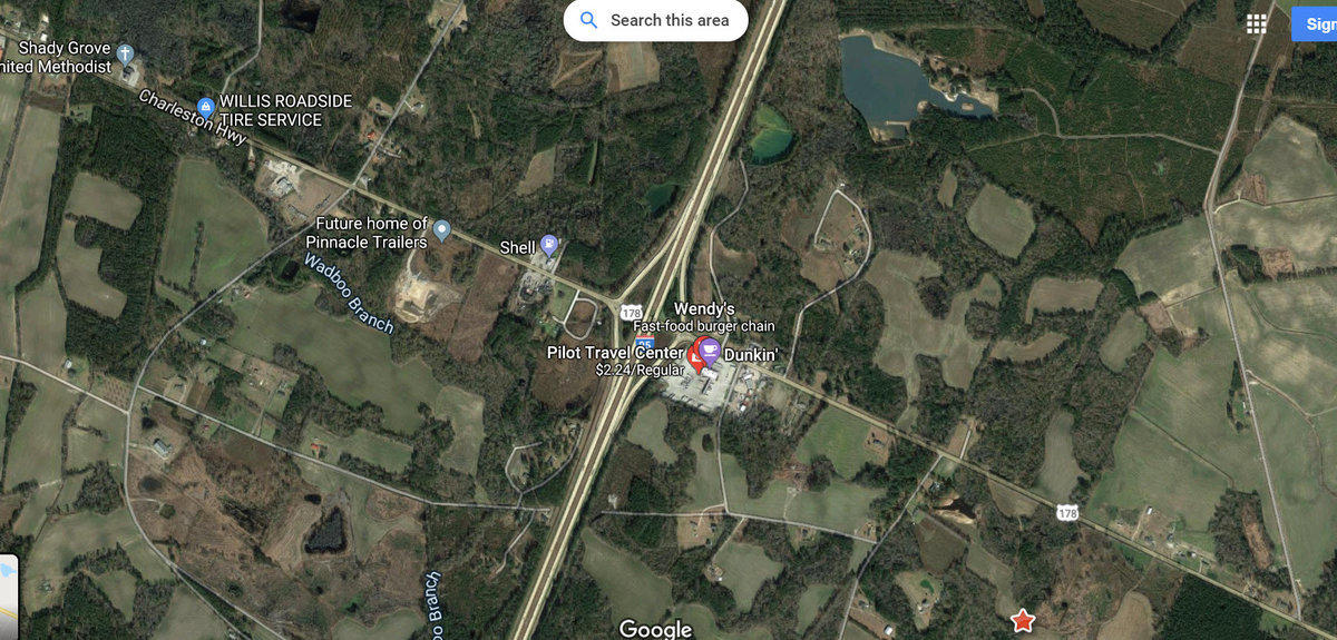 Charleston Highway Saint George, SC 29477