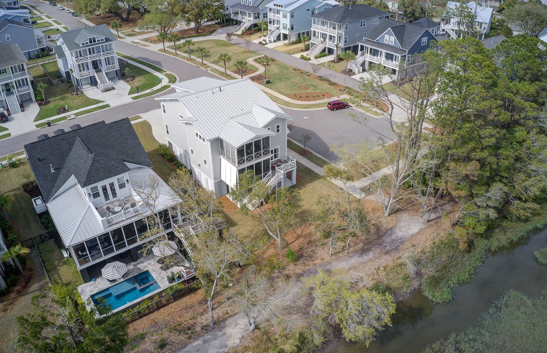 The Oaks Marsh View Homes For Sale - 1551 Mossy Branch, Mount Pleasant, SC - 11