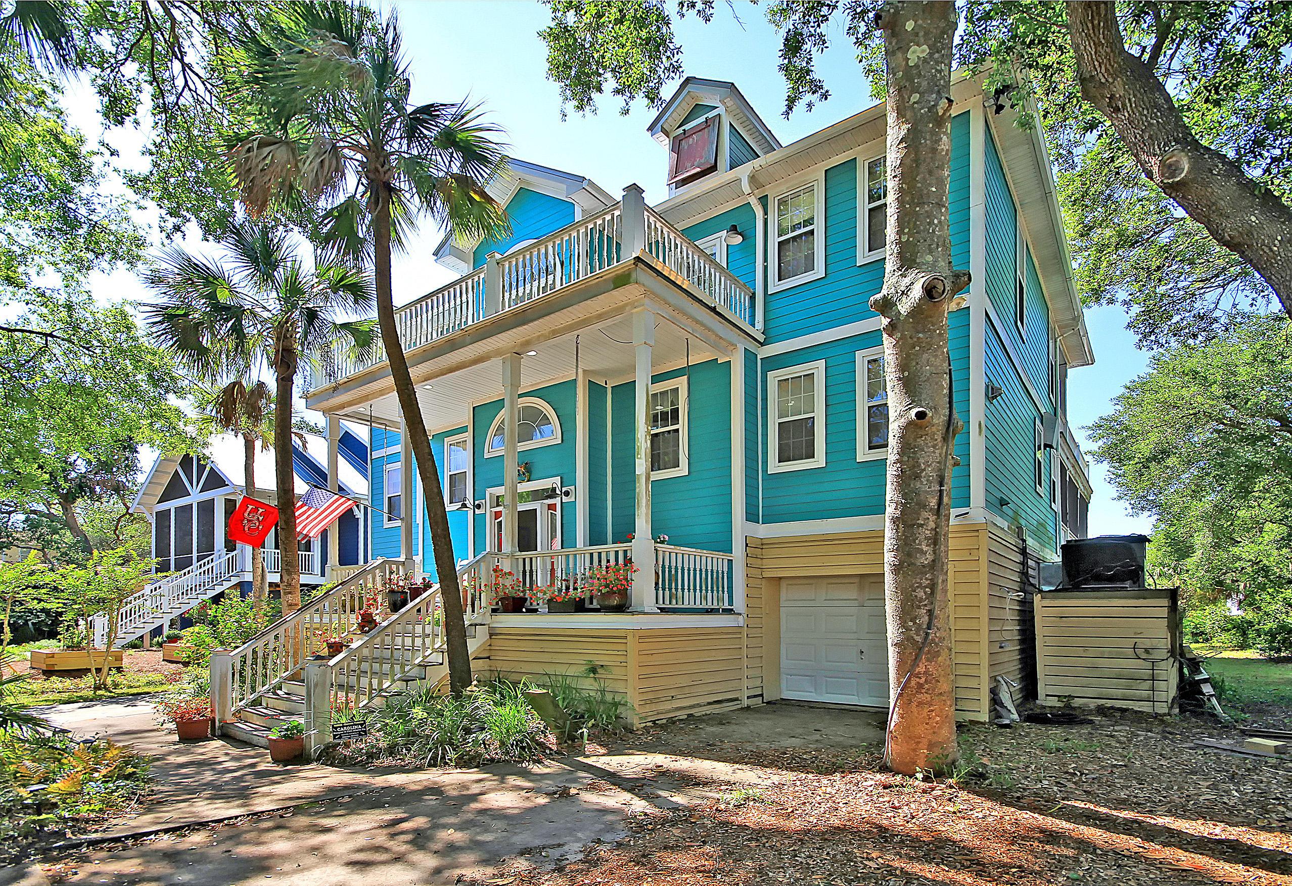 116 W Hudson Avenue Folly Beach, SC 29439