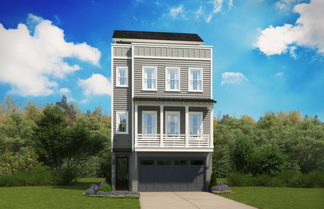 Bridgeview Homes For Sale - 545 Cooper Village, Mount Pleasant, SC - 9