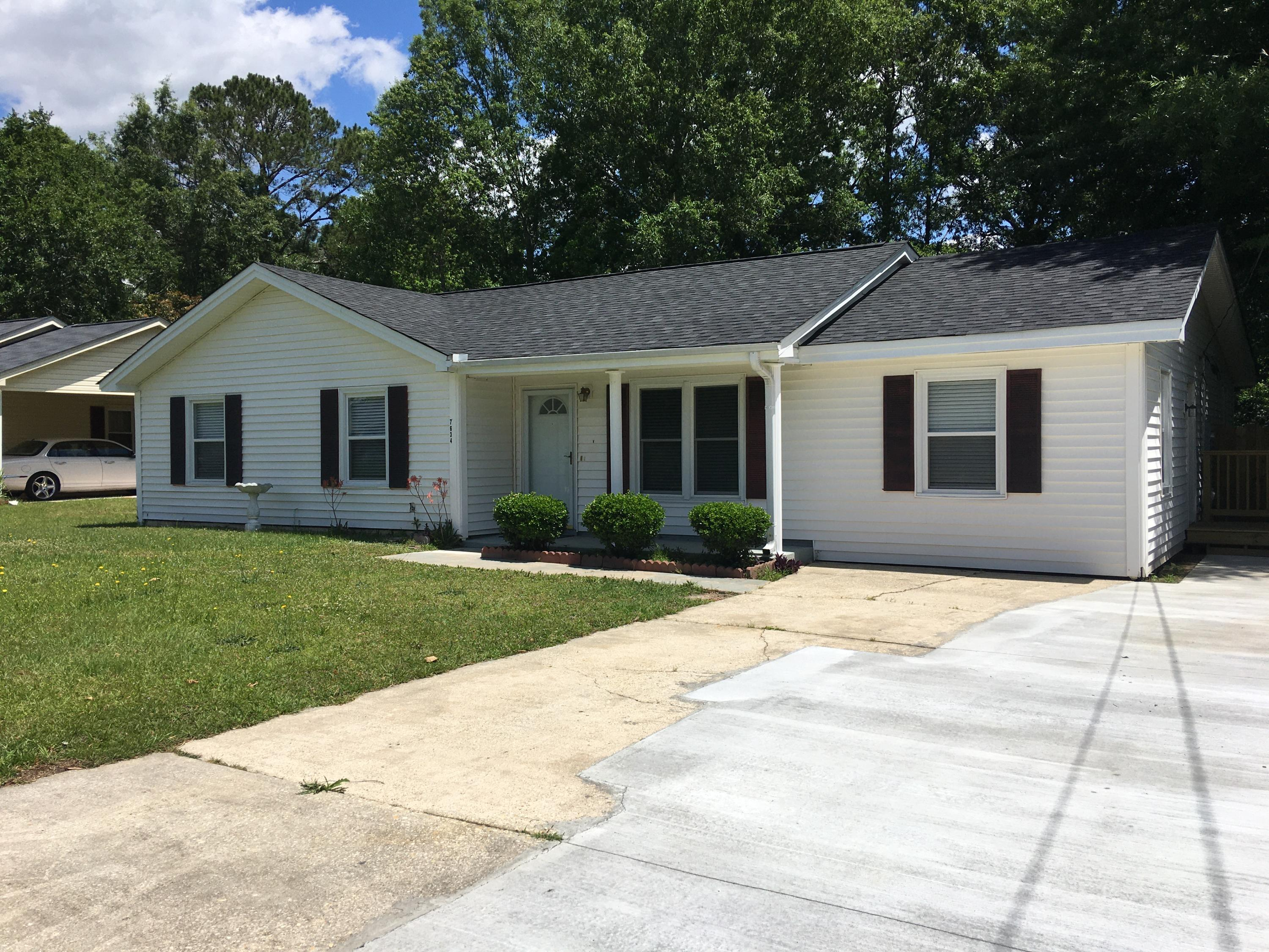 7634 Chippendale Road North Charleston, Sc 29420
