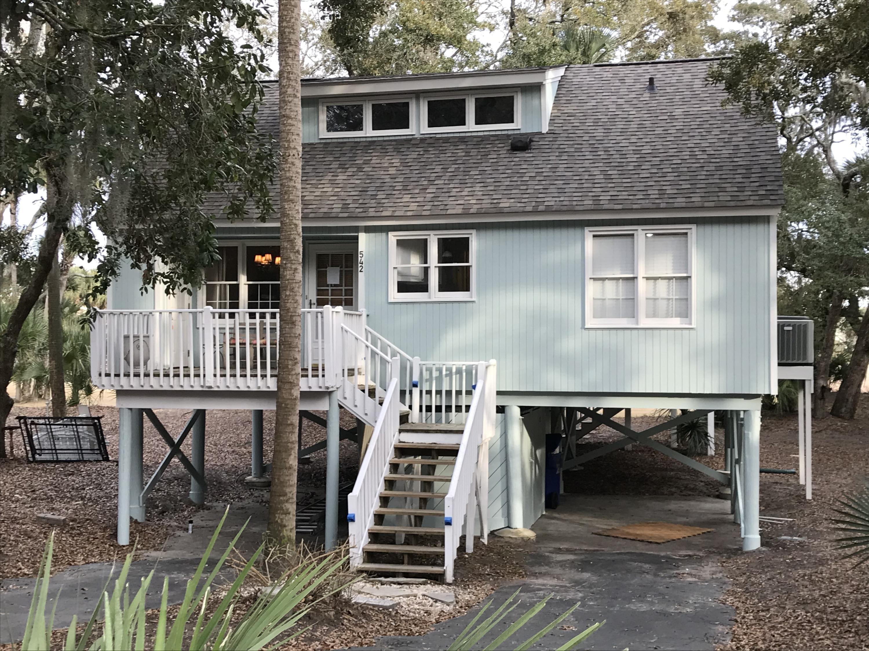 542 Cobby Creek Lane Seabrook Island, Sc 29455