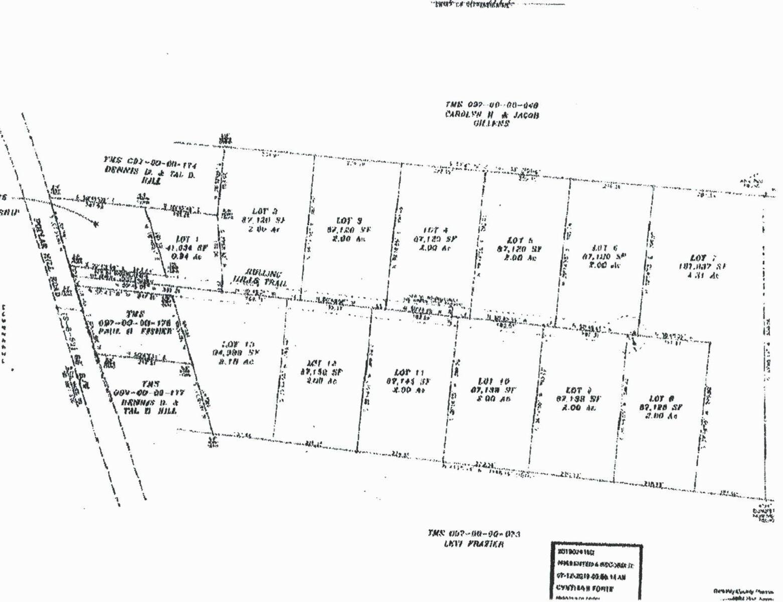 217 Rolling Hills Trail Ridgeville, SC 29472
