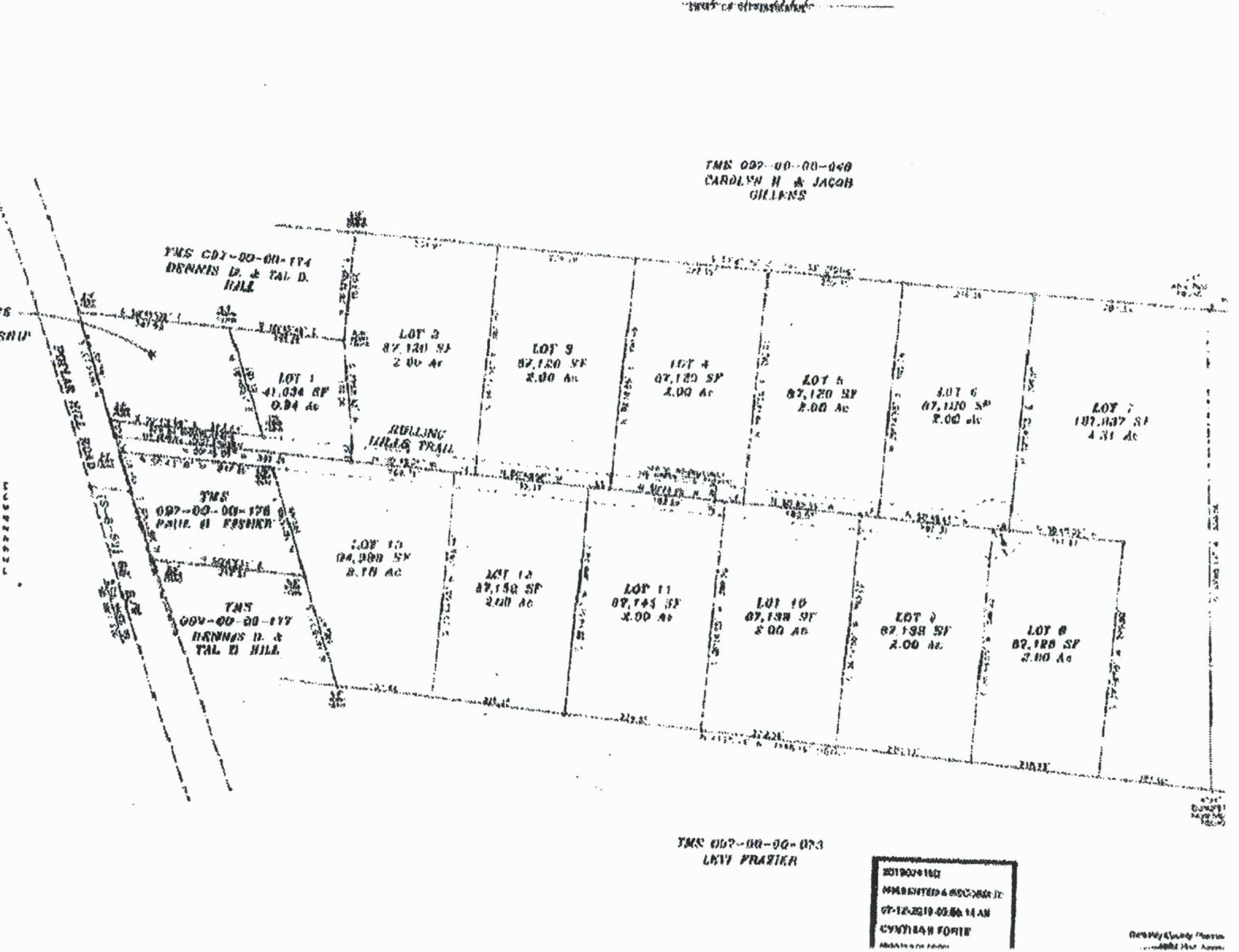 226 Rolling Hills Trail Ridgeville, SC 29472