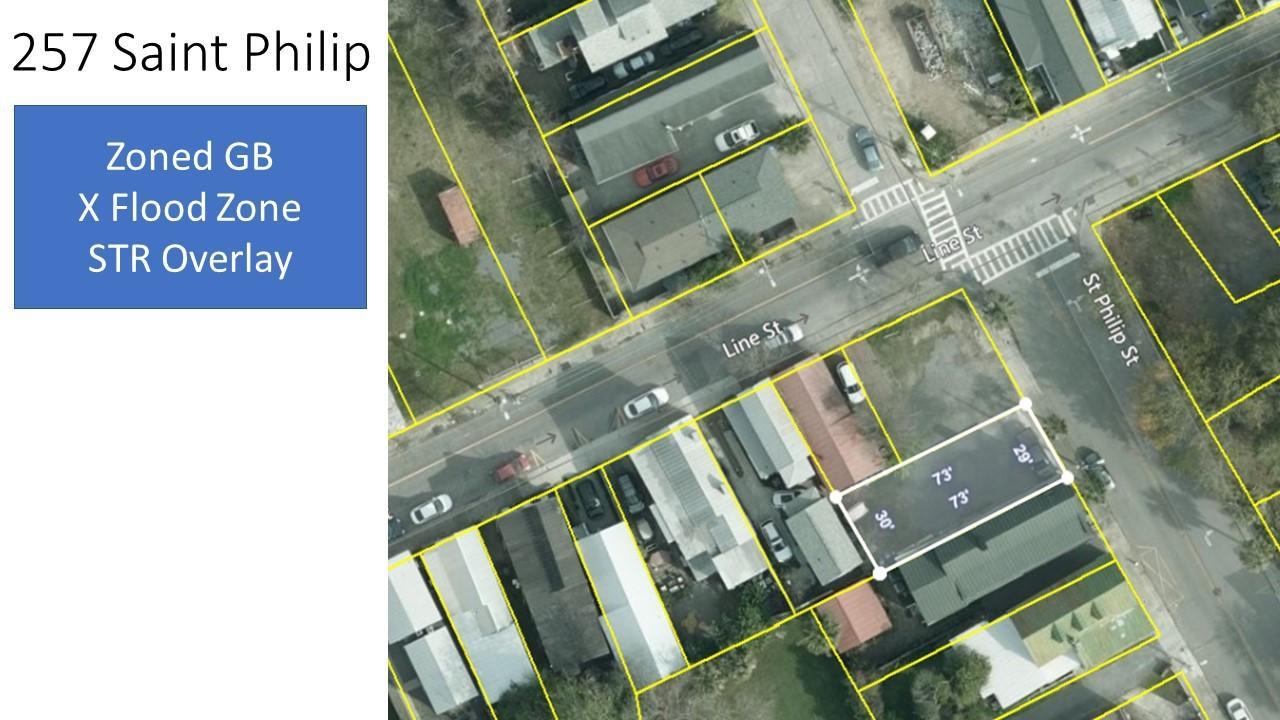 257 Saint Philip Street Charleston, SC 29403