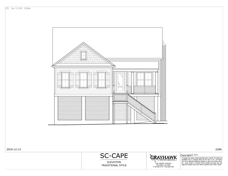 2201 Arthur Gaillard Lane Charleston, SC 29414
