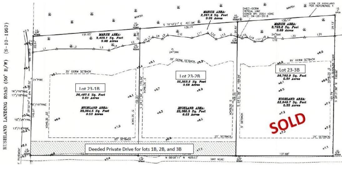 2645 Rushland Landing Road Johns Island, SC 29455