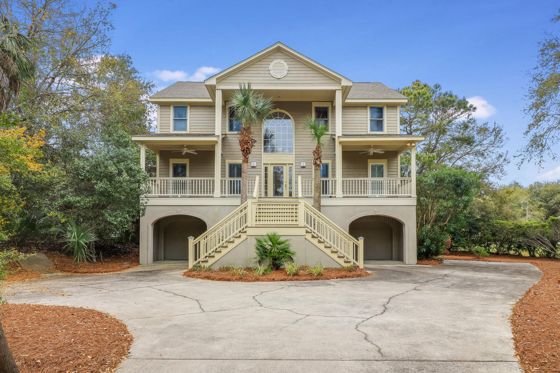 6304 Back Bay Drive Isle Of Palms, SC 29451