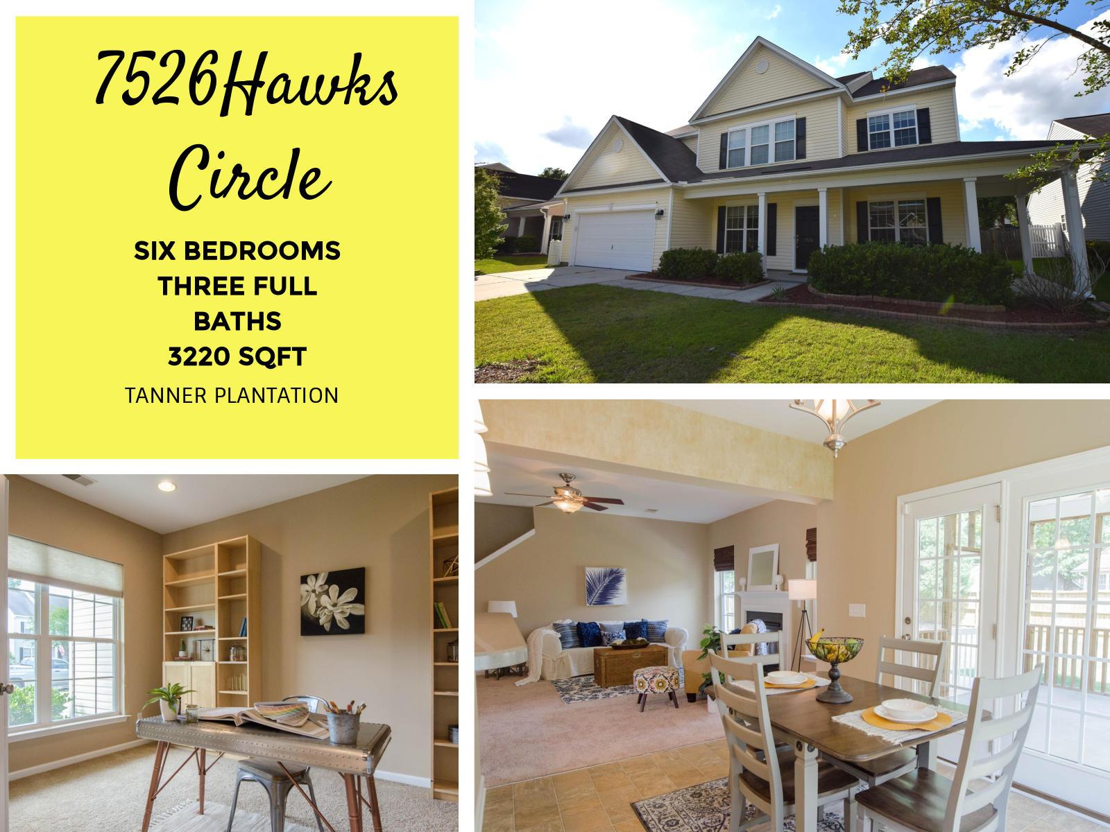 7526 Hawks Circle Hanahan, SC 29410