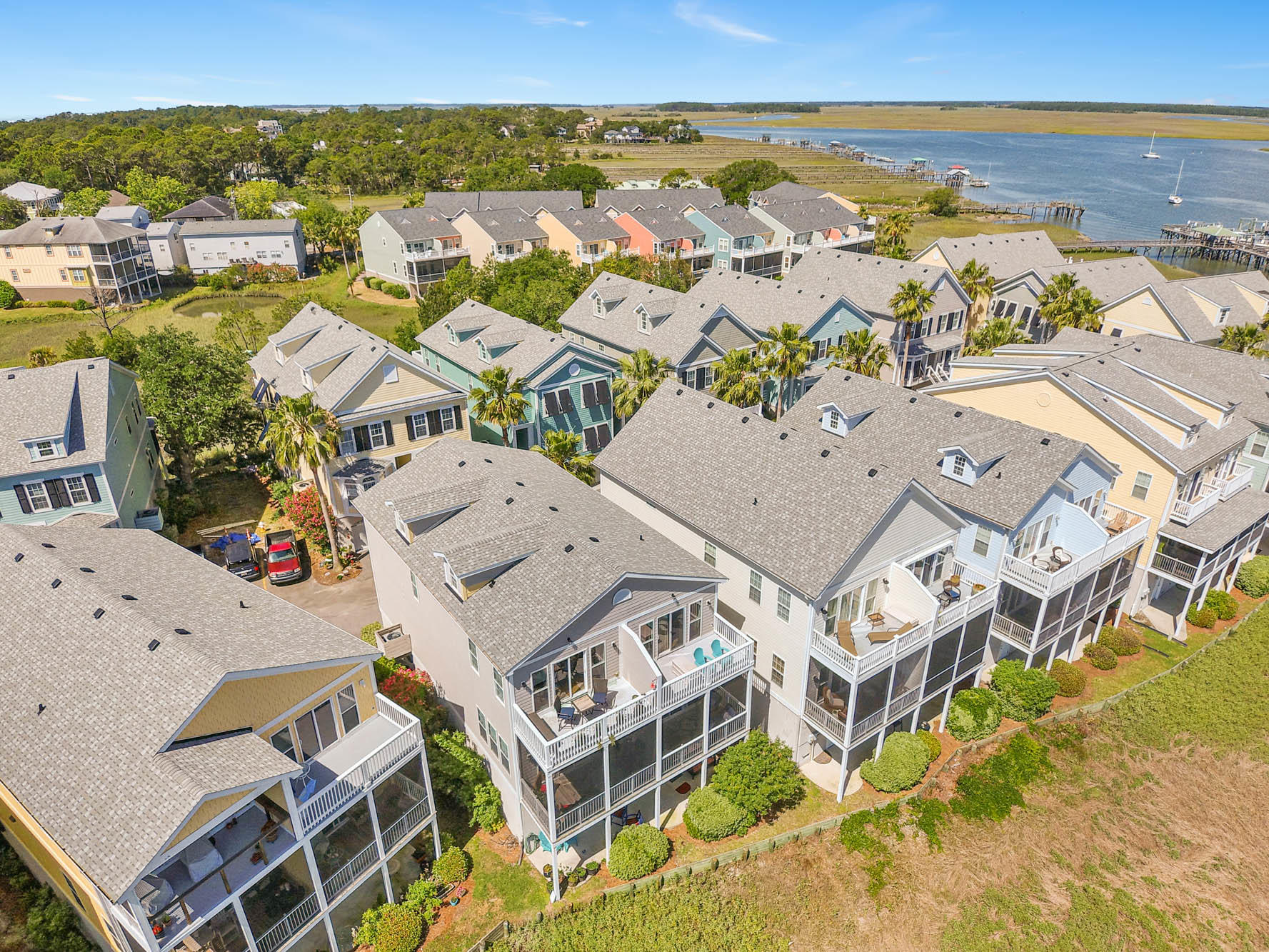 Waters Edge Homes For Sale - 104 2nd, Folly Beach, SC - 30