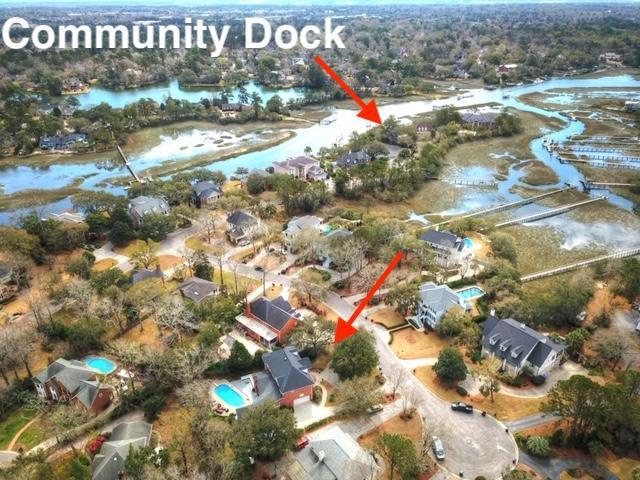 Hobcaw Creek Plantation Homes For Sale - 438 Channel Creek, Mount Pleasant, SC - 33