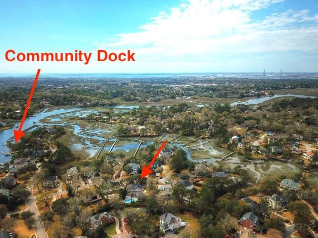 Hobcaw Creek Plantation Homes For Sale - 438 Channel Creek, Mount Pleasant, SC - 34