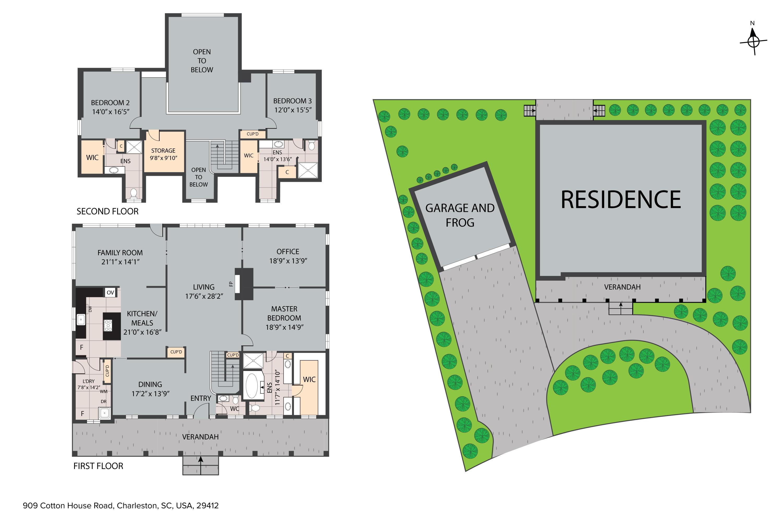 Stiles Point Plantation Homes For Sale - 909 Cotton House, Charleston, SC - 11
