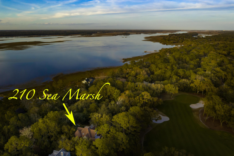 210 Sea Marsh Drive Kiawah Island, SC 29455