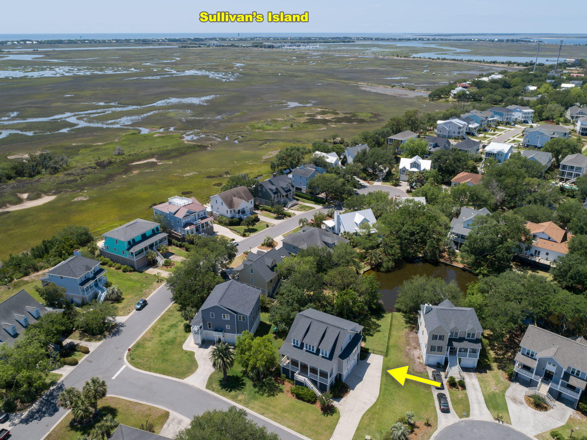 Fiddlers Marsh Homes For Sale - 1499 Fiddlers Lake, Mount Pleasant, SC - 46