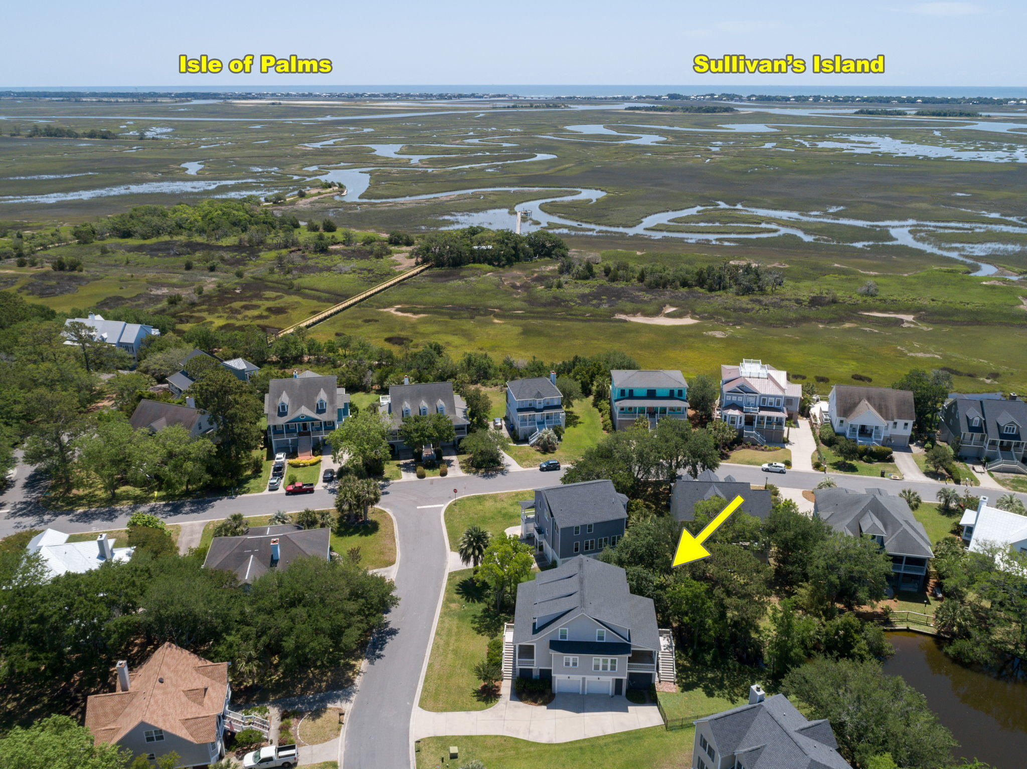 Fiddlers Marsh Homes For Sale - 1499 Fiddlers Lake, Mount Pleasant, SC - 47
