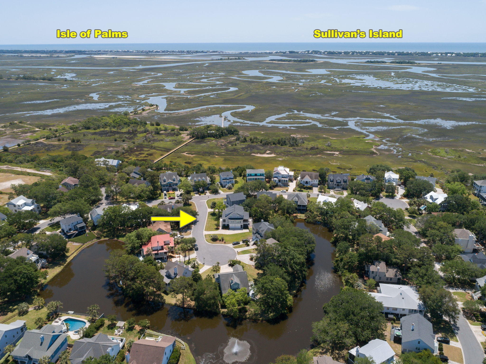 Fiddlers Marsh Homes For Sale - 1499 Fiddlers Lake, Mount Pleasant, SC - 48