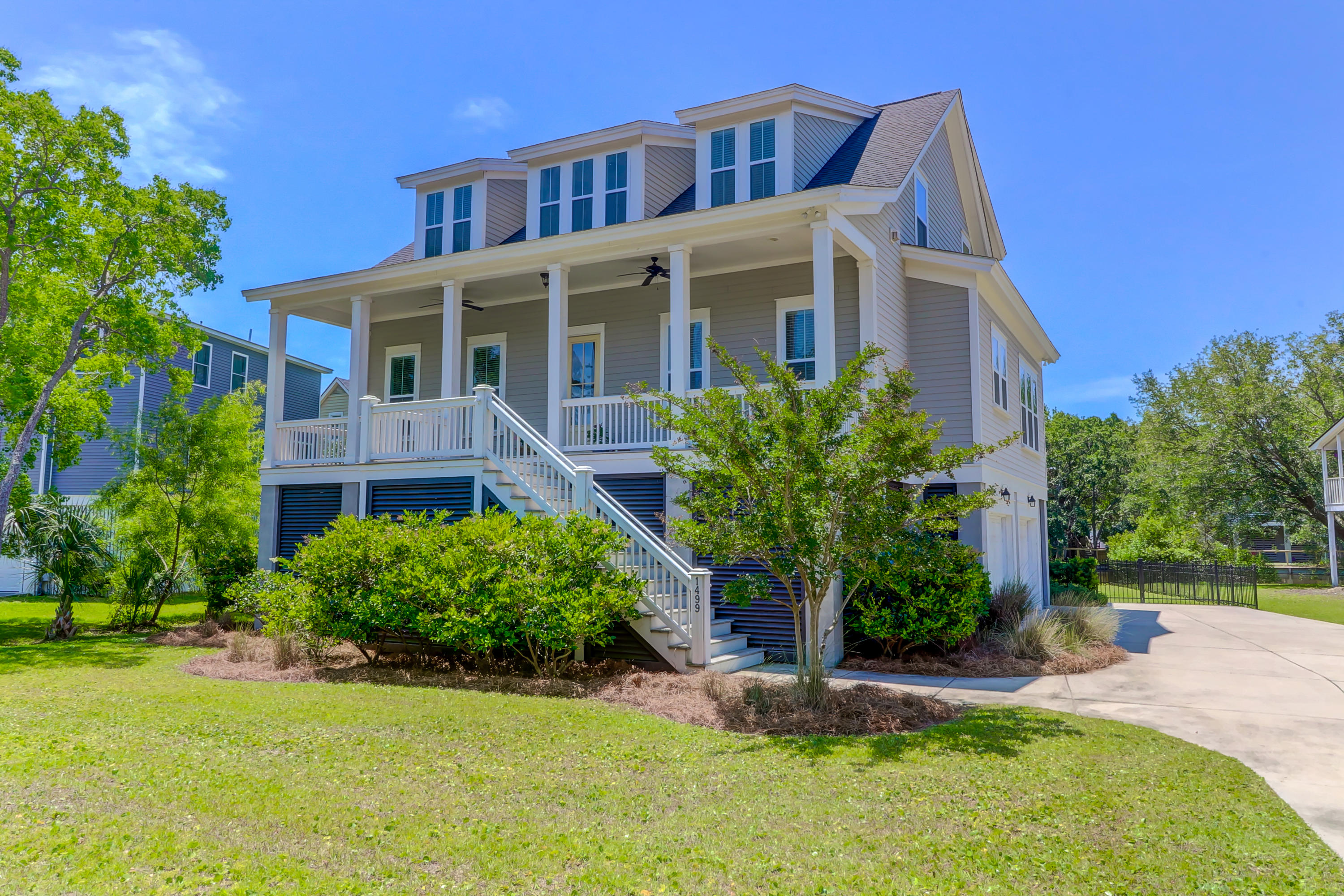 Fiddlers Marsh Homes For Sale - 1499 Fiddlers Lake, Mount Pleasant, SC - 12
