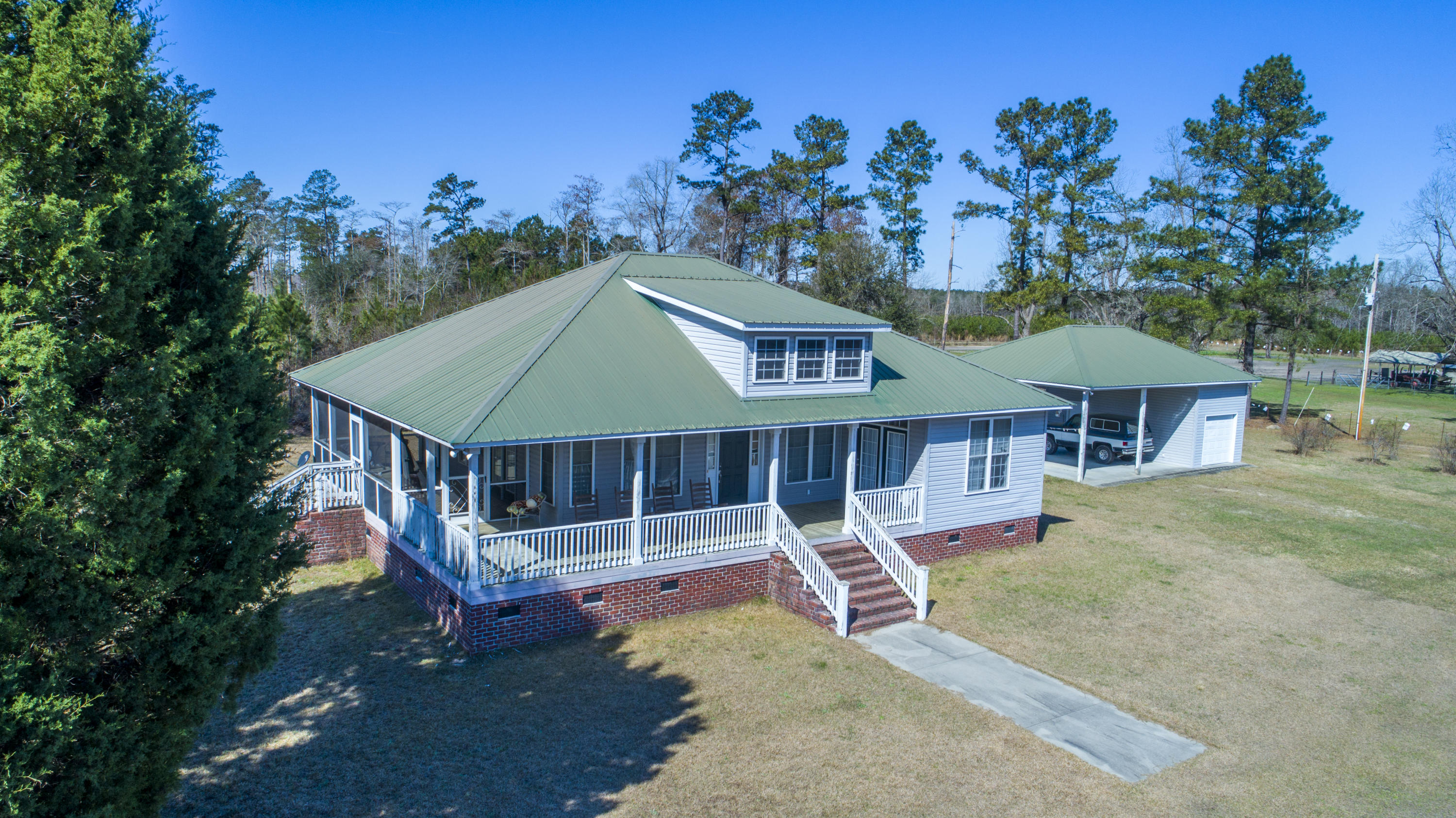 467 Byrd Farm Road Round O, SC 29474