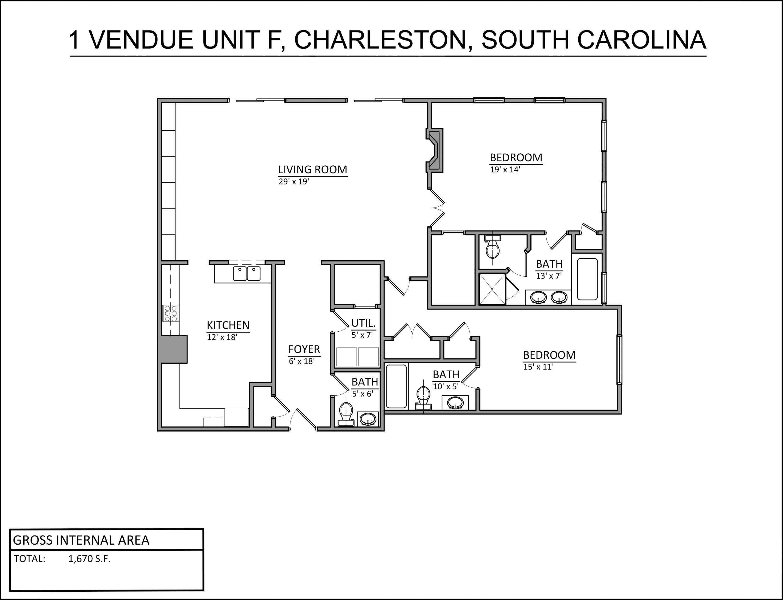 1 Vendue Range Street Charleston, SC 29401