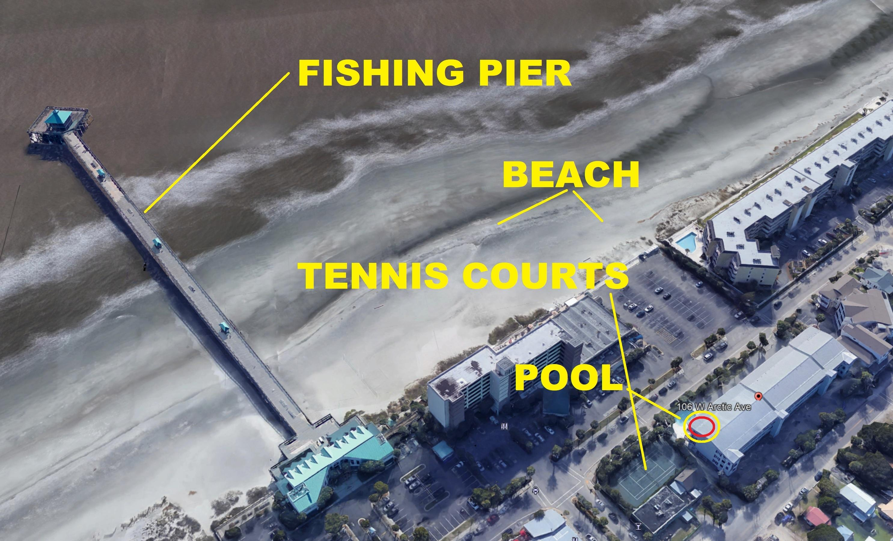 Pavilion Watch Homes For Sale - 106 Arctic, Folly Beach, SC - 43