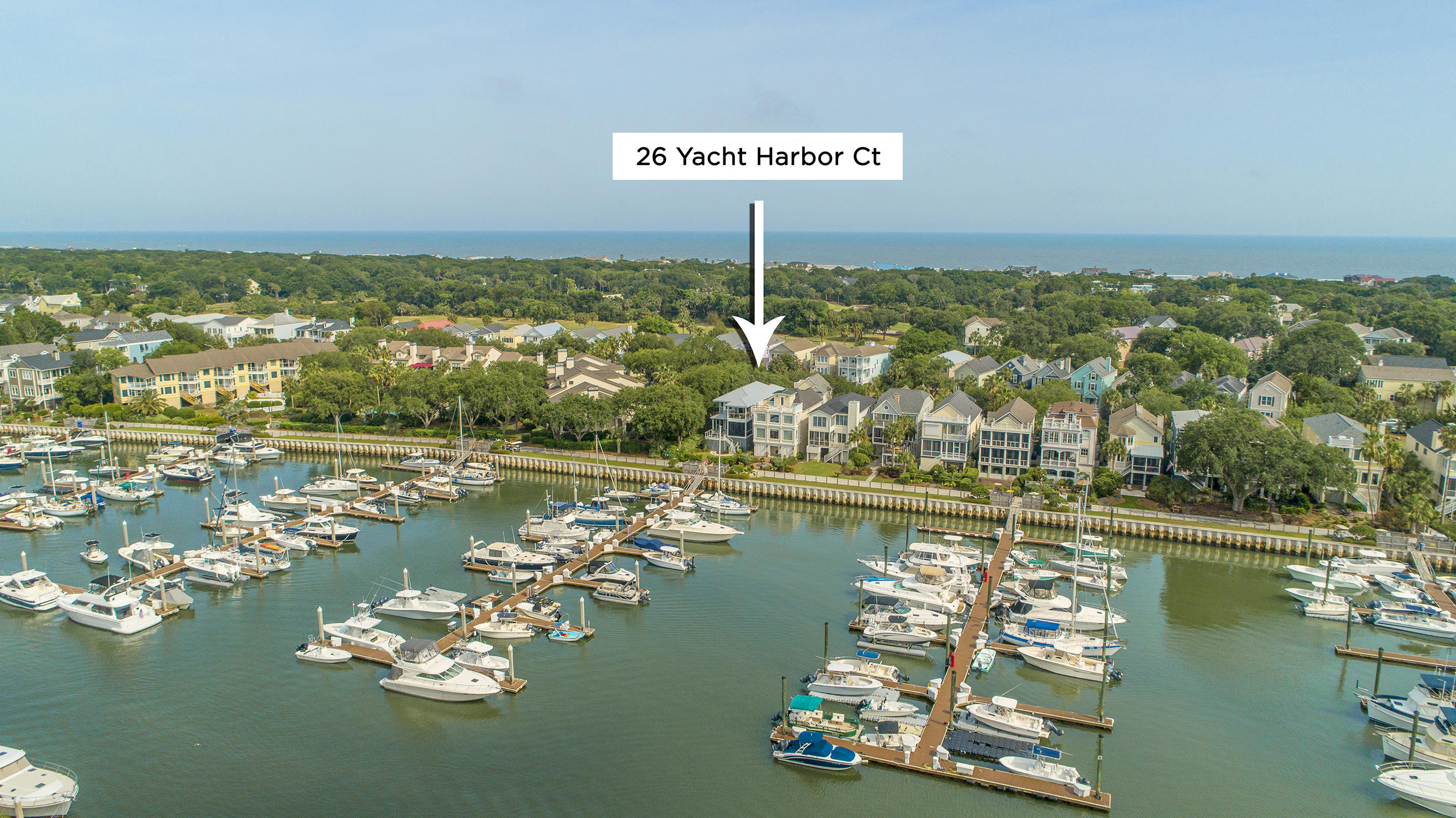 Wild Dunes Homes For Sale - 26 Yacht Harbor, Isle of Palms, SC - 0