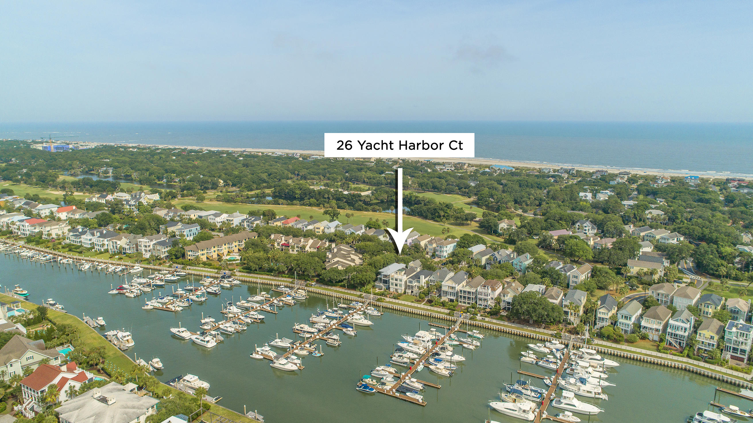 Wild Dunes Homes For Sale - 26 Yacht Harbor, Isle of Palms, SC - 25